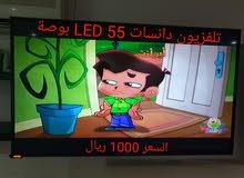 تلفزيون دانسات LED 55 بوصة  استخدام بسيط