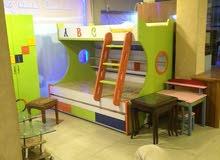 تخت اطفال 3  طوابق ABC