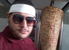 السلام عليكم ورحمة الله وبركاته  معلم شاورما يطلب عمل الاسم :عمار المهنة :شاور