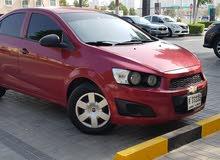 Used Chevrolet Sonic in Dubai