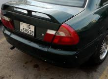 Mitsubishi Lancer 1999 For sale - Green color