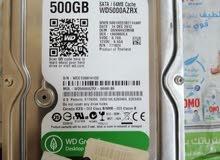 Desktop Hard Disk 500 GB,Westren Digital