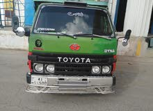Diesel Fuel/Power   Toyota Dyna 1986