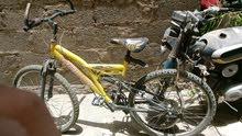 دراجة هوائيه(سيكل) بحالة جيده جدا للبيع