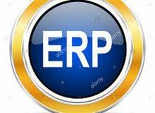 محاسب مالي + العمل على نظام ERP والمنظومات المحاسبية والاكسل