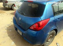 Manual Blue Nissan 2007 for sale