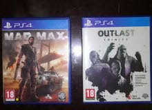 Outlast 2 +1 & Mad Max