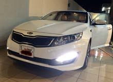 كيا اوبتيما 2012 متع الدار المالك الاصلي للسيارة