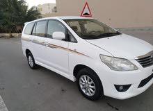For sale 2014 White Innova