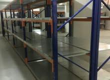 ارفف تخزين خزائن ورفوف معدنية للمخازن والمستودعات والمنازل والمطابخ