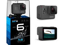 GoPro Hero 6 and GoPro Hero 5