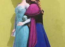 Motif Frozen Character