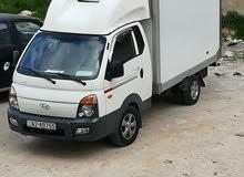 سيارة شحن مبردة هونداي لنقل البضائع