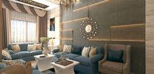تصميم ديكور للمنازل والحدائق والفيلات والشقق السكنية