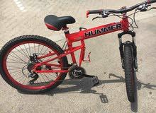دراجة همر اصلية