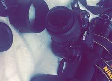 كاميرا Nikon D5100 للبيع