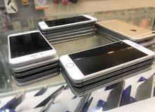 ايفون 6 64 جيجا بحالة الجديد كفالة + هدية عن الشراء