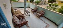 شقة ارضي بحرى بالقرب من البحر للايجار