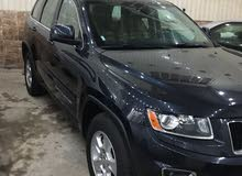 Automatic Blue Jeep 2014 for sale