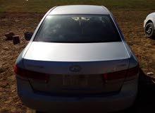 Hyundai Sonata 2007 For sale - Silver color