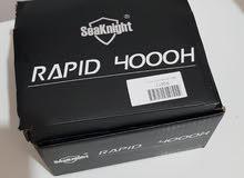 للبيع  مكينة سنارة seaknight