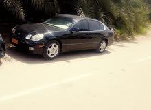 Black Lexus GS 2000 for sale