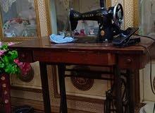 ماكينة خياطة سنجر الاصلي بحالة ممتازة