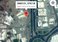 ارض سكني تجاري - قبل دوار الشريعة