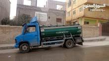 تنك ماء مرسيدس للبيع 4متر الكي موديل 92