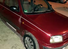 Manual Nissan 2000 for sale - Used - Benghazi city