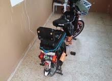 دراجة كهربائية للبيع بحالة الوكالة