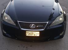 سيارة لكزس اي إس 250 . is