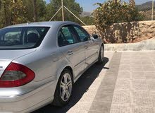 Used condition Mercedes Benz E 200 2008 with  km mileage