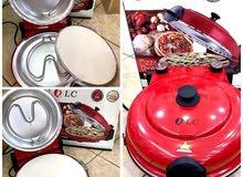 صانعة البيتزا الكهربائية