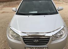 Hyundai Avante car for sale 2009 in Irbid city