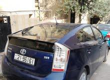 Toyota Prius car for sale 2011 in Zarqa city