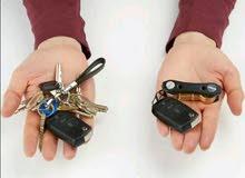 Key HOLDER ORGANIZER+ LED علاقة عملية لترتيب المفاتيح مع ضوء