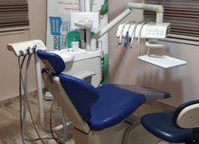 كرسي اسنان ايطالي للبيع