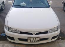 Automatic White Mitsubishi 1997 for sale