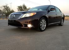 For sale 2011 Maroon Avalon