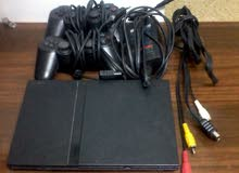 Playstation 2 device up for sale.