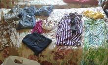 مجموعة ملابس بناتية للبيع