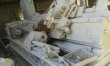 مخرطة ومقص رخام للبيع ماركا الشمالية بقرب مصنع البان حموده 0798396113