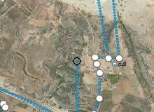 ارض 80000م للبيع في سيلين علي الشط
