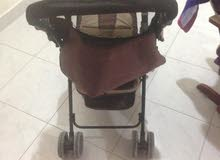 Baby Stroller & baby Rocker for AED 80 Only