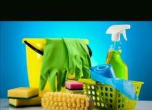 تنظيفات  الشقق الفلل الملاحق باسعار مناسبه