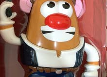 Brand new Mr. Potato toy ( repeated gift )
