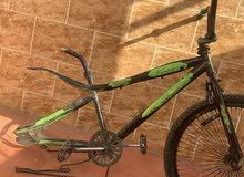 دراجه كوبرا مقاس 26 يبغالها كفر خلفي و مقعدا ونبدا السوم 140