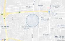 قطعه ارض 120 متر واجهه خمسه الاربع تصلح مخزن محله 635 بشارع ماما ايمن الشارع