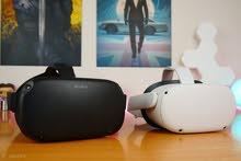 نشتري  oculus quest مستعمل وخربان